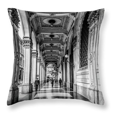 Bologna Throw Pillow