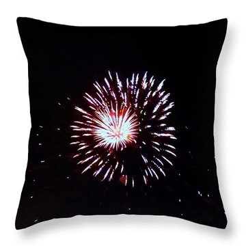 Throw Pillow featuring the photograph Bombay Blue by Amar Sheow