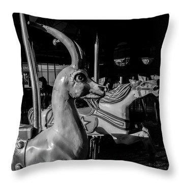Carousel Pony Throw Pillows
