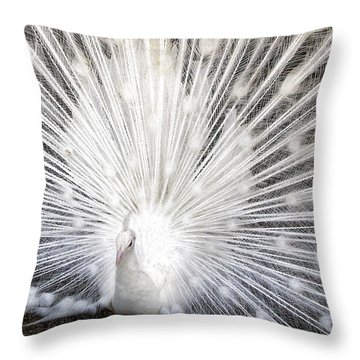 Throw Pillow featuring the photograph Booya by Tammy Espino
