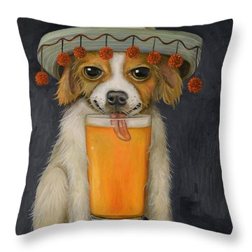 Boozer Pro Photo Throw Pillow