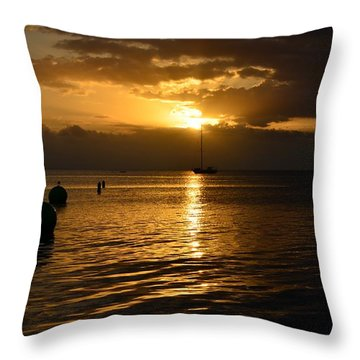 Boqueron 4979 Throw Pillow