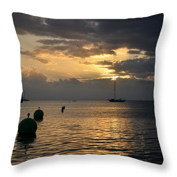 Boqueron 4993 Throw Pillow