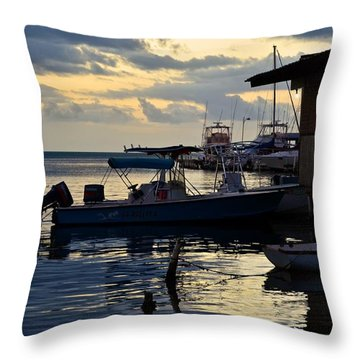 Boqueron 5048 Throw Pillow