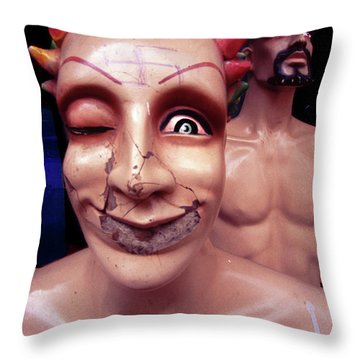 Born Slippy  Throw Pillow
