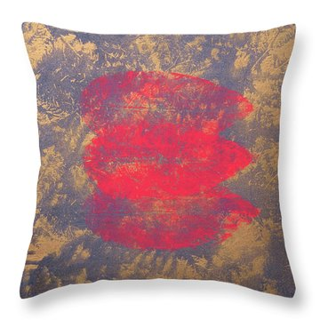 Borneo Throw Pillow