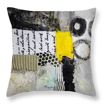 Boro Throw Pillow