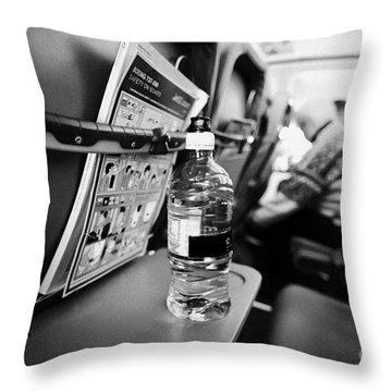 Jet2 Throw Pillows