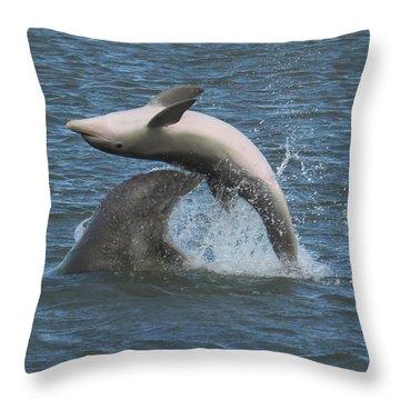 Bottom's Up Throw Pillow