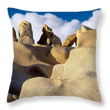 Boulders, Lands End, Cabo San Lucas Throw Pillow