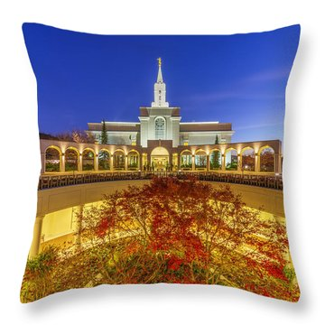 Throw Pillow featuring the photograph Bountiful by Dustin  LeFevre