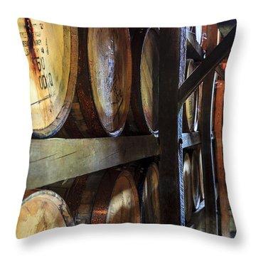 Bourbon Warehouse Throw Pillow