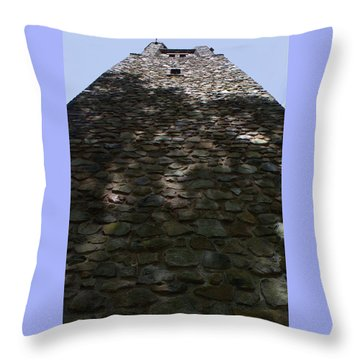 Bowman's Hill Tower Throw Pillow