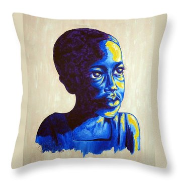 Boy Dreams Throw Pillow