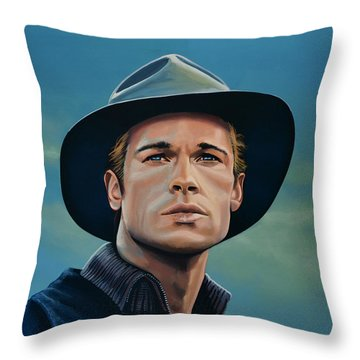 Button Throw Pillows