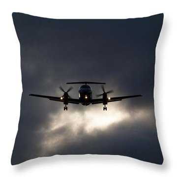 Brasilia Breakout Throw Pillow