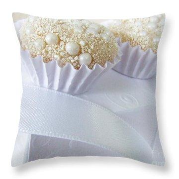 Brazilian Brigadeiros 5 Throw Pillow