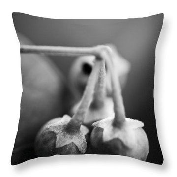 Break Your Fall Throw Pillow