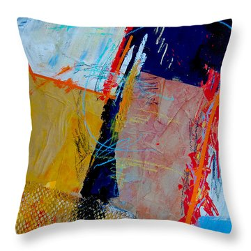 Breaking Away Throw Pillow by Ron Stephens