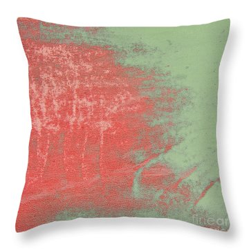 Breath Of Dragon Abstract Square Throw Pillow