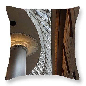 Breath Taking Beauty Architecture Throw Pillow