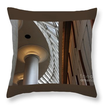 Breath Taking Beauty Throw Pillow by Roberta Byram