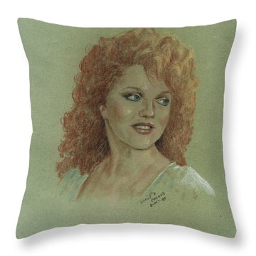 Briar Throw Pillow