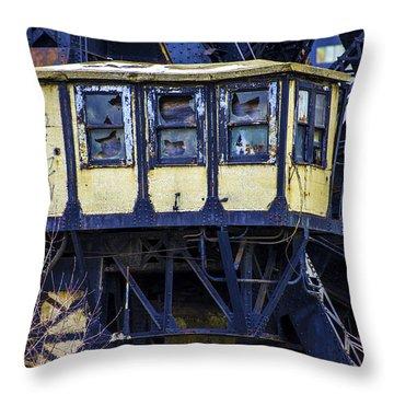 Bridge House Throw Pillow