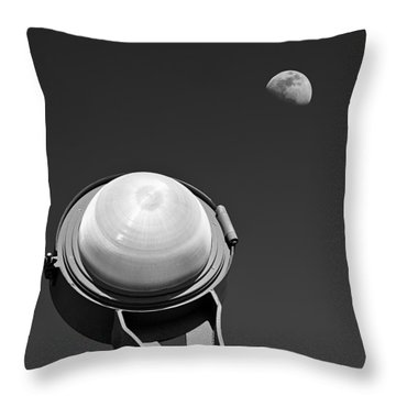 Bridge Light Throw Pillow