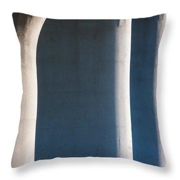 Bridge Patterns 1 Throw Pillow