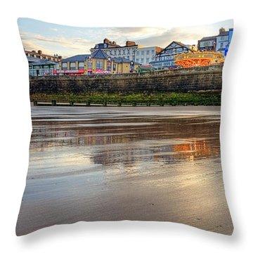Bridlington Throw Pillow by Svetlana Sewell