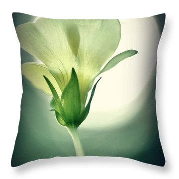 Bright Spot Throw Pillow