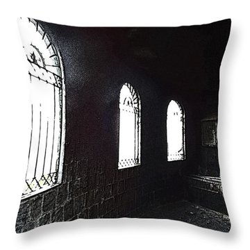 Throw Pillow featuring the photograph Brightening  by Zinvolle Art