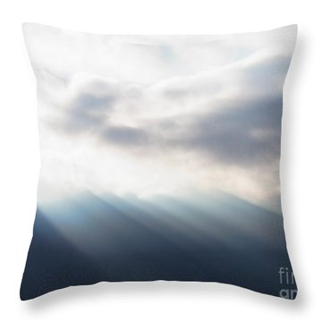 Bringer Of Light Throw Pillow