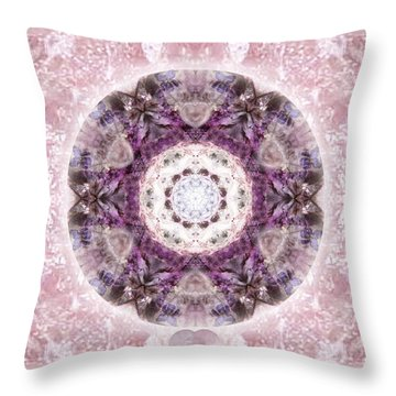 Bringing Light Throw Pillow