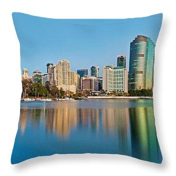 Queensland Throw Pillows