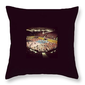 Wrestling Throw Pillows
