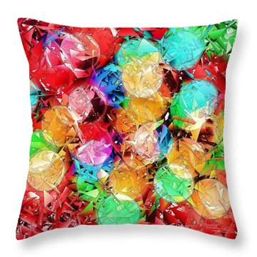 Broken Dreams 1 Throw Pillow