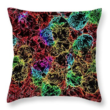 Broken Dreams 2 Throw Pillow