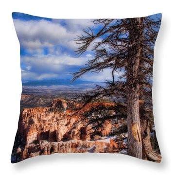 Bryce Canyon 1 Throw Pillow