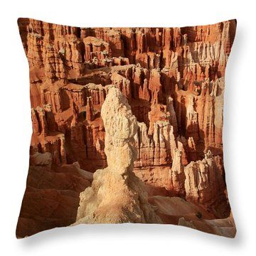 Bryce National Park Throw Pillow