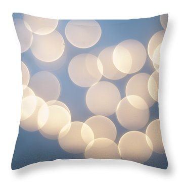 Circular Throw Pillows