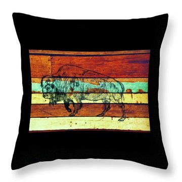 The Great Gift Throw Pillow