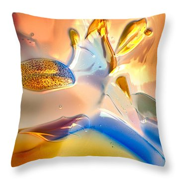 Bugs On Parade Throw Pillow by Omaste Witkowski
