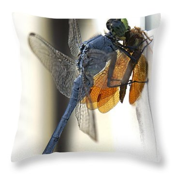 Bugzilla Throw Pillow