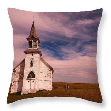 Built In Nineteen Fourteen Throw Pillow