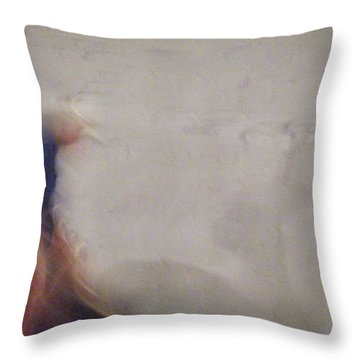 Throw Pillow featuring the photograph Bull Rider by Brian Boyle