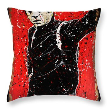 Bullitt IIi Throw Pillow