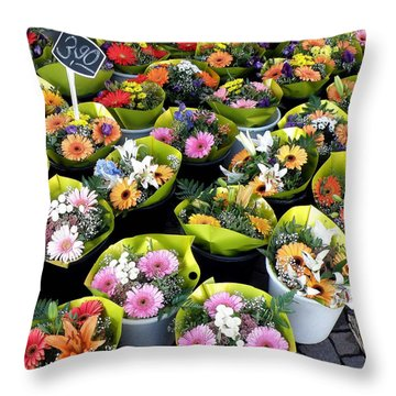 Bundles Of Joy Throw Pillow
