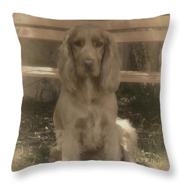 Bundy Throw Pillow